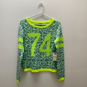Juicy Couture - NWT Leopard Sweater